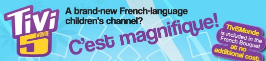 French television for kids